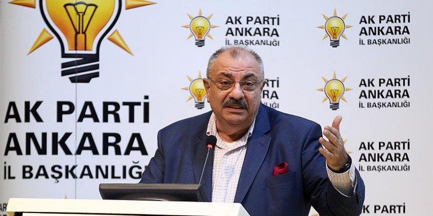 Türkeş: Rahmetli Özal'ın, Demirel'in partisi yok muydu?
