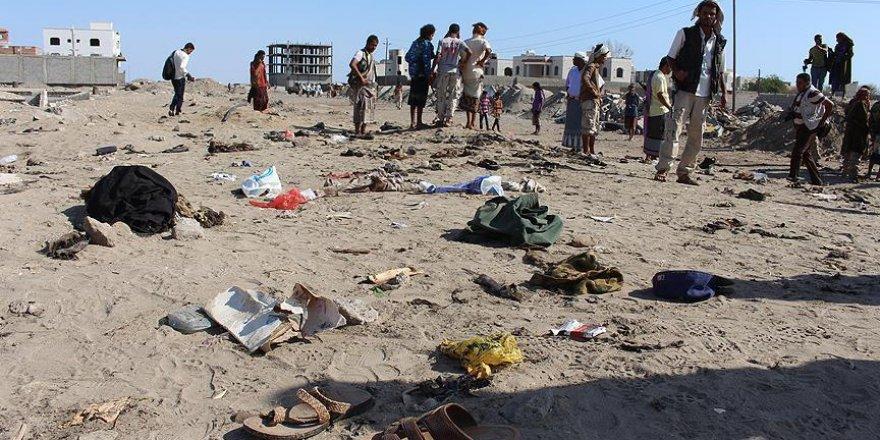 Yemen'de intihar saldırısı: 6 ölü, 20 yaralı