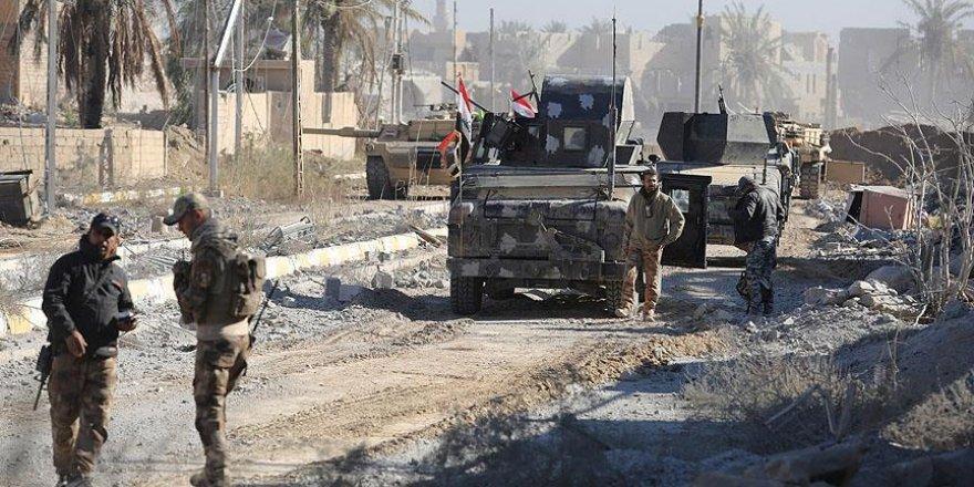 Irak güçleri stratejik öneme sahip Selam Hastanesini DEAŞ'tan kurtardı