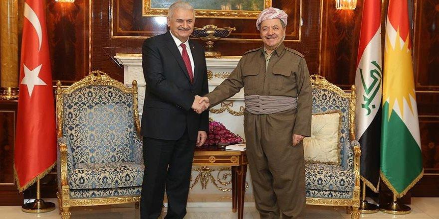 'PKK'nın Irak topraklarını kullanması kabul edilemez'