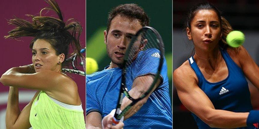 Teniste milli kadrolar açıklandı