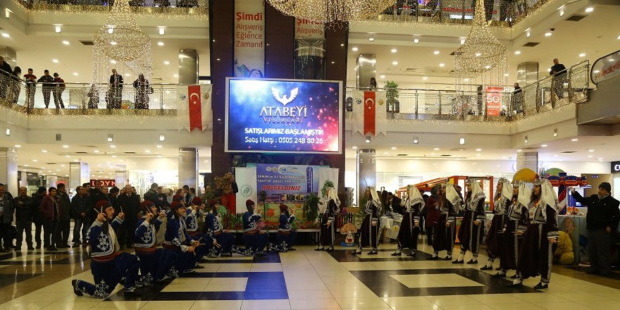 """Konya'da """"tabiatı sevdirme"""" etkinliği"""