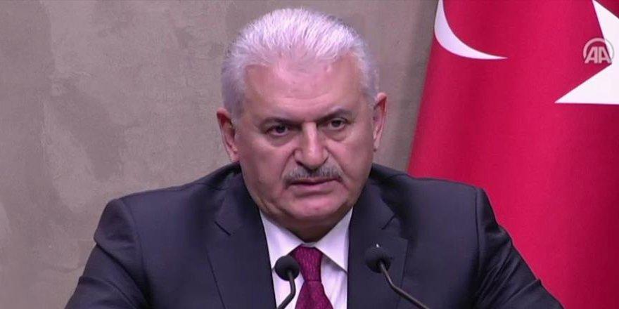 Başbakan Yıldırım'dan 'Sincar' vurgusu