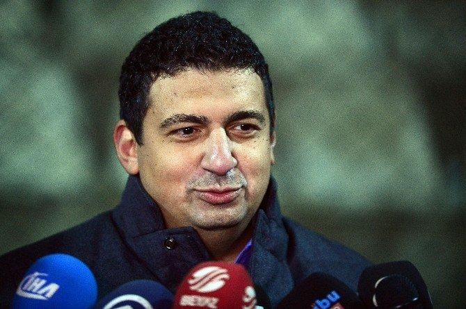 """Ali Şafak Öztürk: """"En ciddi teklif Başakşehir'den geldi"""""""