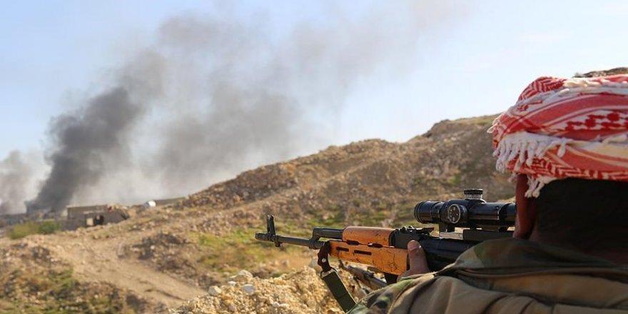 Suriye'de 2 İran milisi öldürüldü