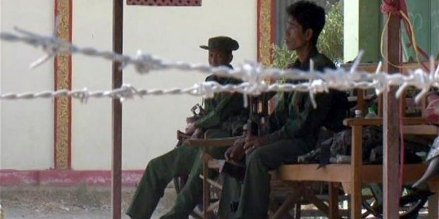 Myanmar army: 7 rebels dead, outposts seized in Kachin