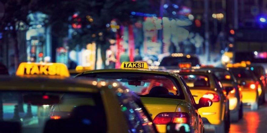 Taksilerde indi-bindi vurgunu yapılıyor