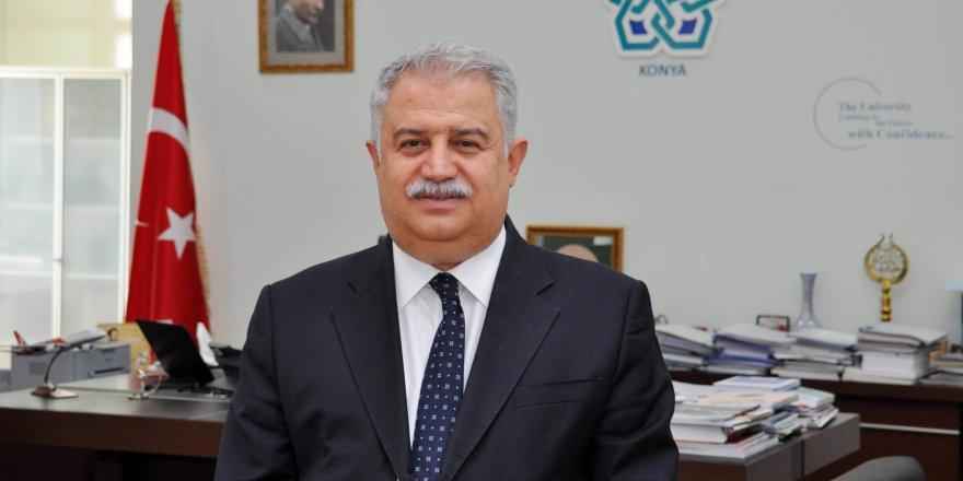 Rektör Şeker, Ahmet Keleşoğlu ile ilgili anma mesajı yayımladı