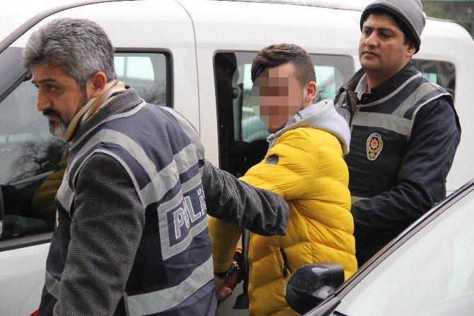 Kız çocuğunu taciz ve gasptan tutuklandı