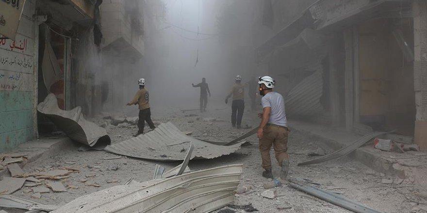 Bir yılda 13 bin varil bombası attı, 635 kişiyi öldürdü