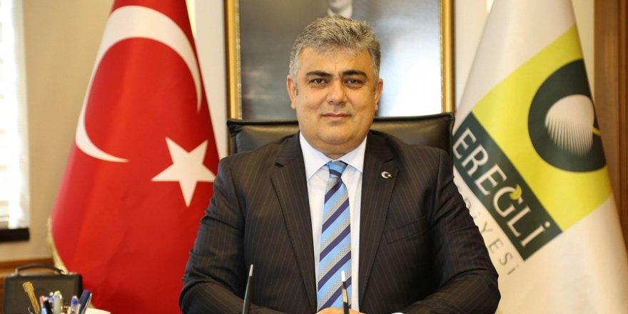 Başkan Özgüven, çalışan gazetecilerin gününü kutladı