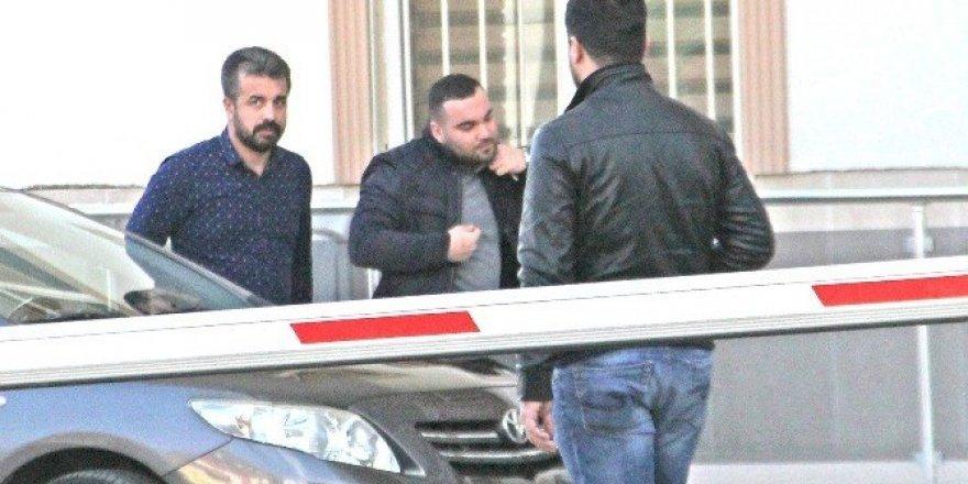 Kemer Belediyespor başkanına silahlı saldırı