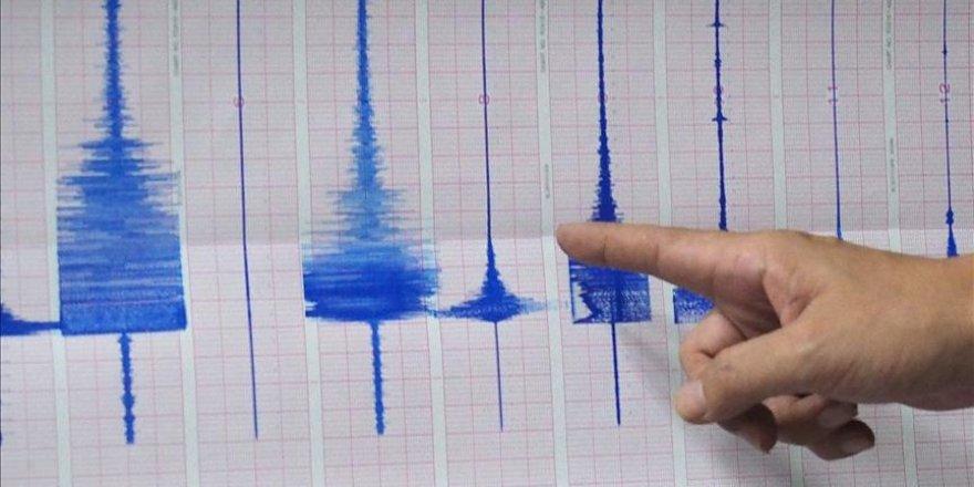 Papua Yeni Gine'de 8 şiddetinde deprem