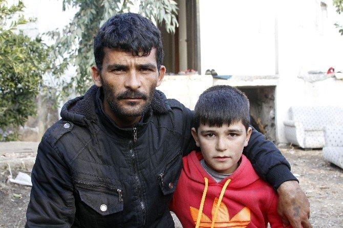 Ölen Suriyeli çocuğun babasına emniyetten soruşturma