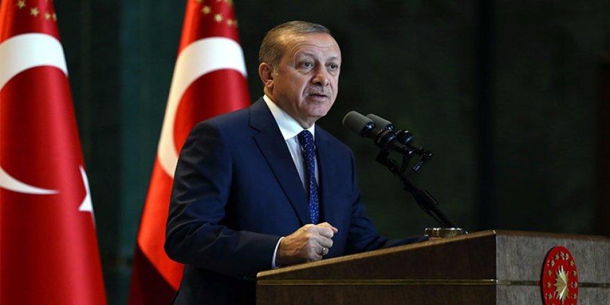 Cumhurbaşkanı Erdoğan, Afrika'ya gidecek