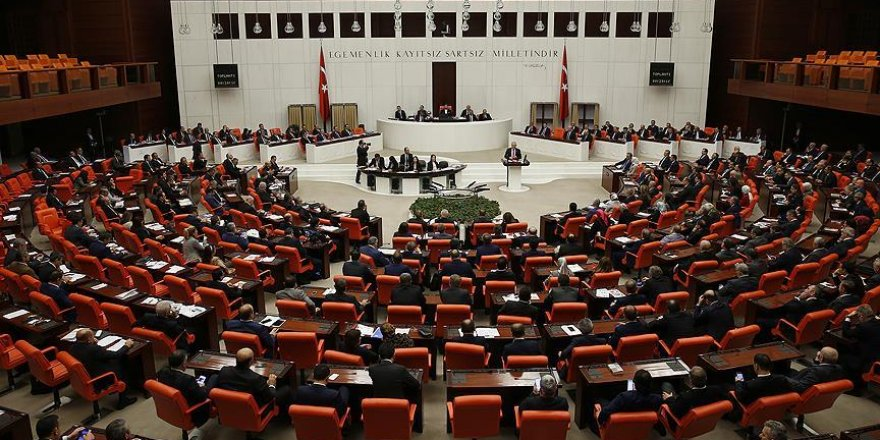 Anayasa değişikliği teklifi görüşmelerine başlandı