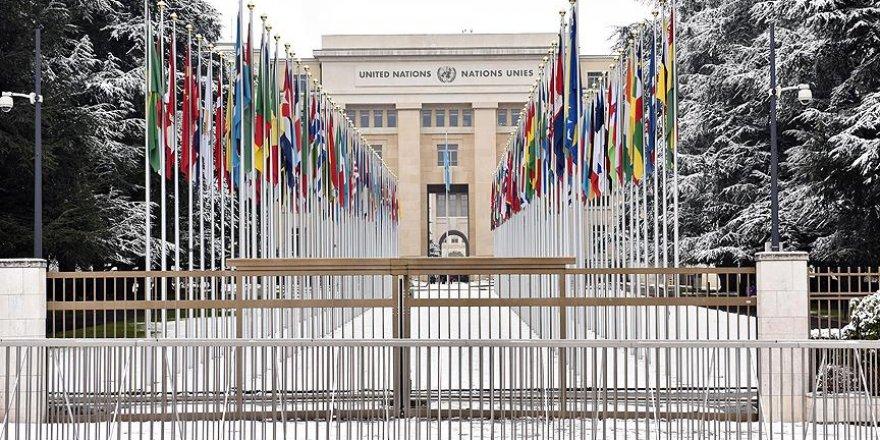 Tarafların sunacağı haritalar BM özel kasasında saklanacak