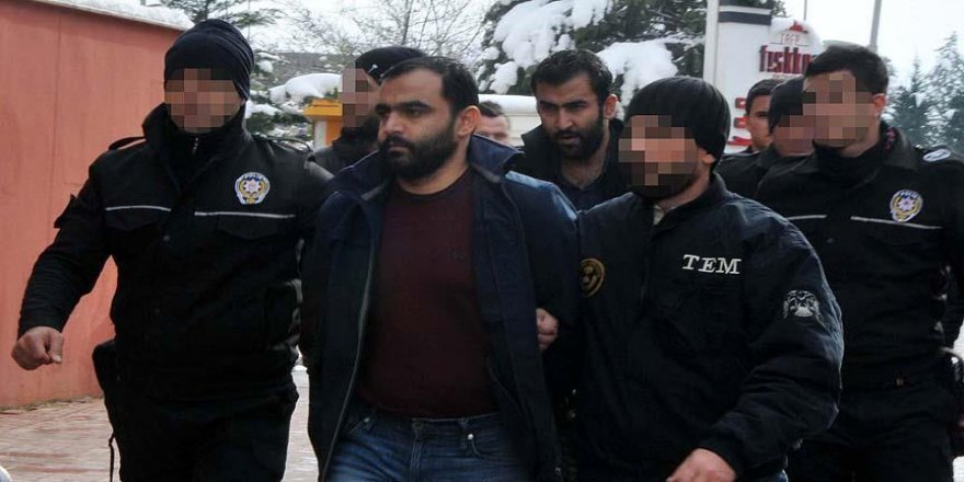 Eylem hazırlığındaki PKK üyeleri ihbar sayesinde yakalandı