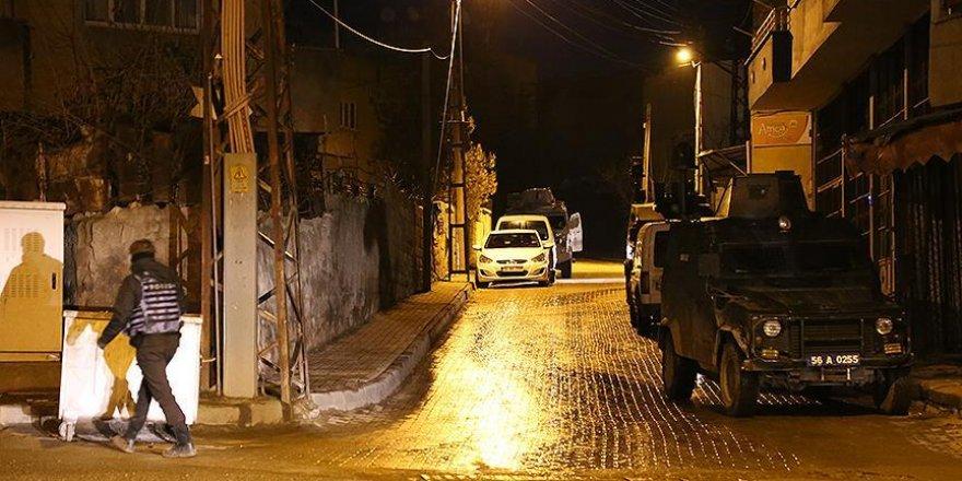 Siirt'te saldırı hazırlığındaki 2 terörist etkisiz hale getirildi