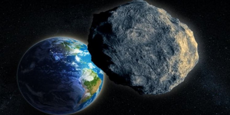 Dünya'yı sıyırıp geçmiş! NASA bile göremedi