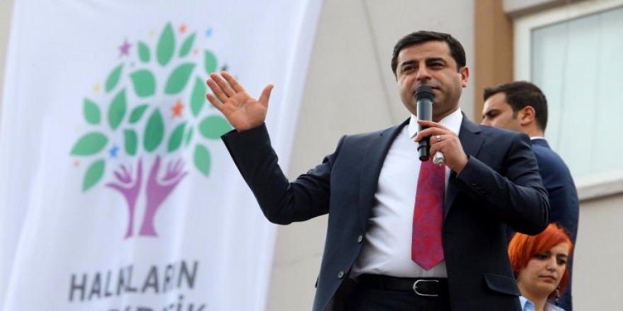 Hükümetten 'Demirtaş'a cevap: Mümkün değil!