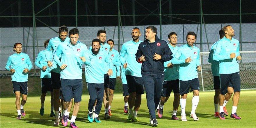 A Milli Futbol Takımı Moldova ile karşılaşacak
