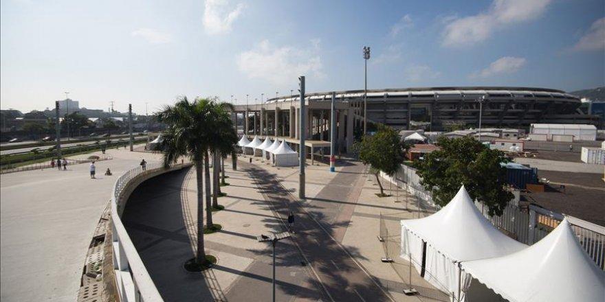 Brezilya'da Maracana Stadyumu yağmalandı