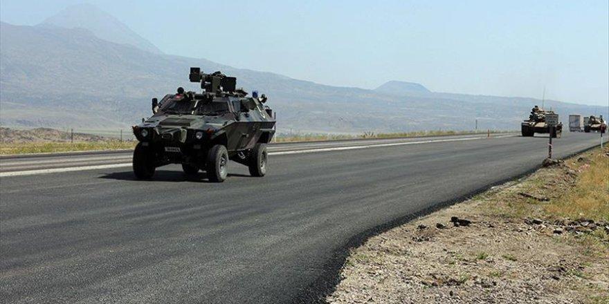 Batman'da 'geçici askeri güvenlik bölgesi' uygulaması