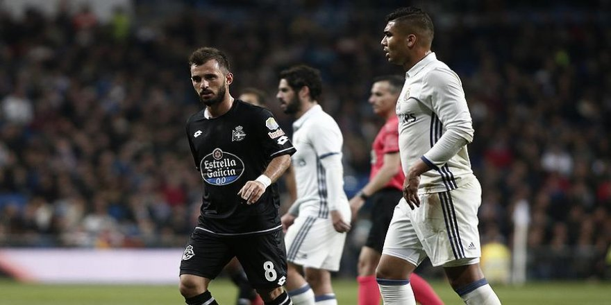 Emre Çolak'lı Deportivo Kral Kupası'ndan elendi