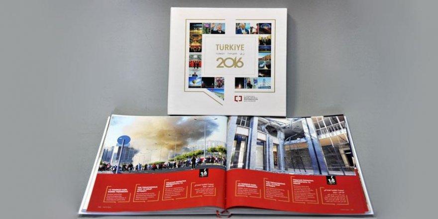 BYEGM'den dört dilde 'Türkiye 2016' kitabı