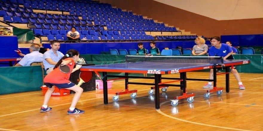 Aydın'da okullar arası masa tenisi grup müsabakası başlıyor