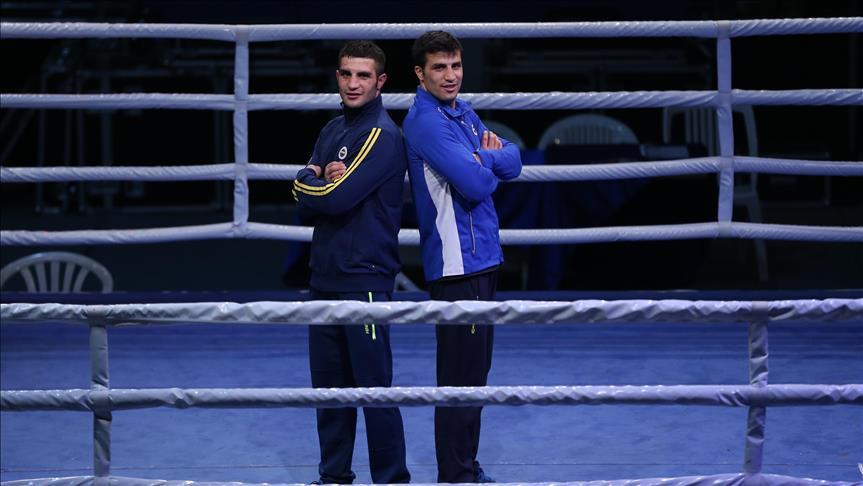 Fenerbahçeli boksör kardeşlerin hayali, olimpiyat madalyası