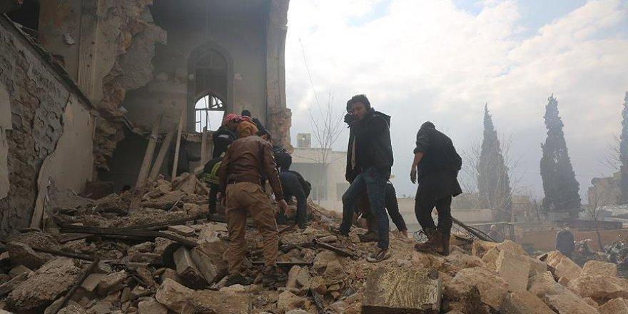 Rejim güçleri Halep'i vurdu: 8 ölü, 11 yaralı