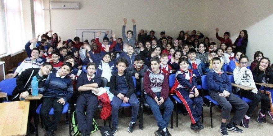 AEDAŞ, öğrencilere 'tasarrufu' anlattı