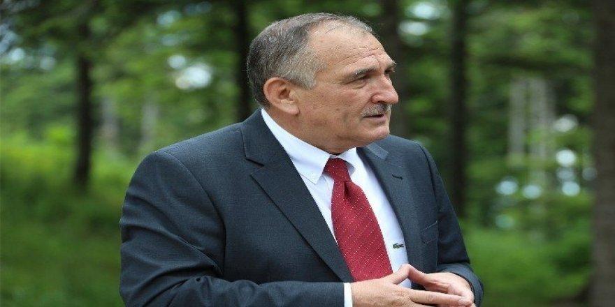 Bolu Belediye Başkanı Alaaddin Yılmaz;