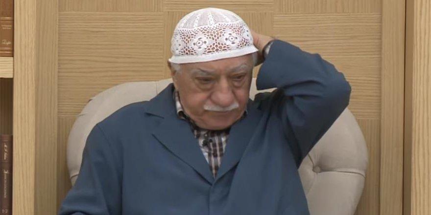 """""""Gülen, FBI bana seni sordu dedi"""""""