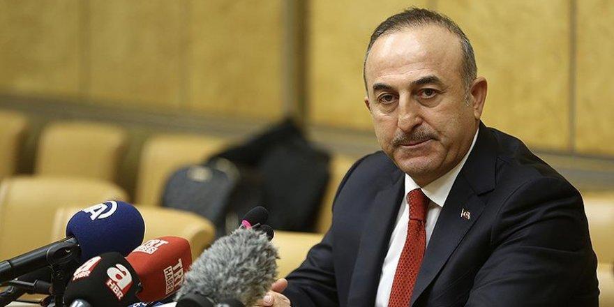 Çavuşoğlu: Kıbrıs müzakerelerinde 18 Ocak'ta uzmanlar görüşecek