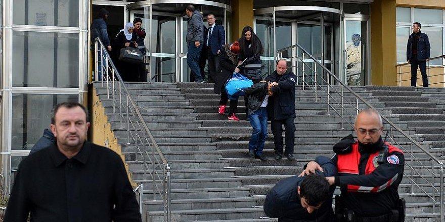 Kayseri'deki terör saldırısıyla ilgili 5 asker tutuklandı