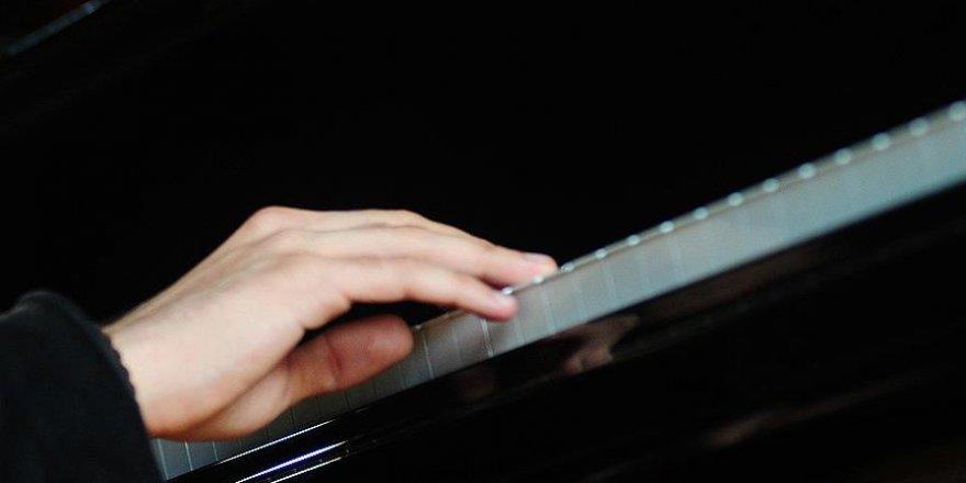 Piyanodan hazine çıktı