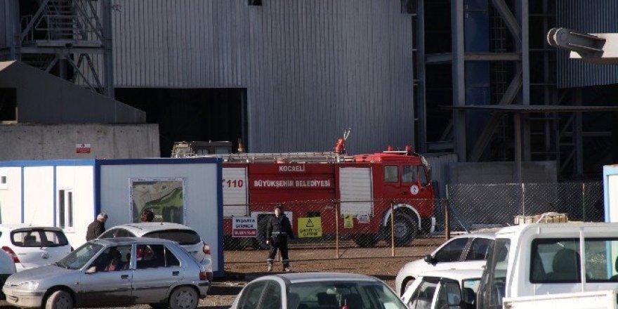 Çelik dönüşüm fabrikasında patlama: 1 ölü, 15 yaralı