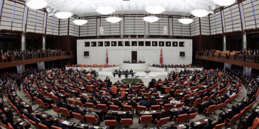 Anayasa değişikliği teklifinin 9'uncu maddesi kabul edildi