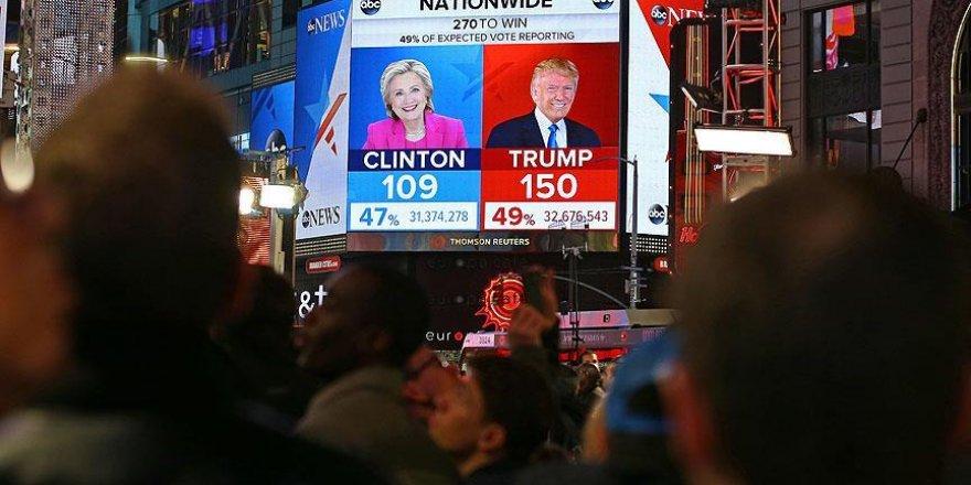 'Rusya'nın ABD seçimlerine müdahalesi' iddiaları araştırılacak