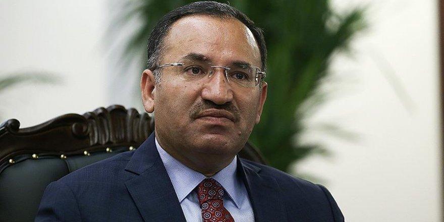 Adalet Bakanı Bozdağ: Sistem tek adamlığa giden bütün kapıları kapatıyor