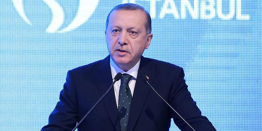 Erdoğan: Milletimiz ekonomisine sahip çıkıyor