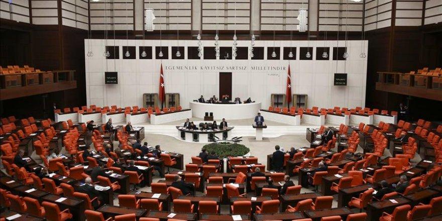 Anayasa değişiklik teklifinde 12. madde görüşülüyor