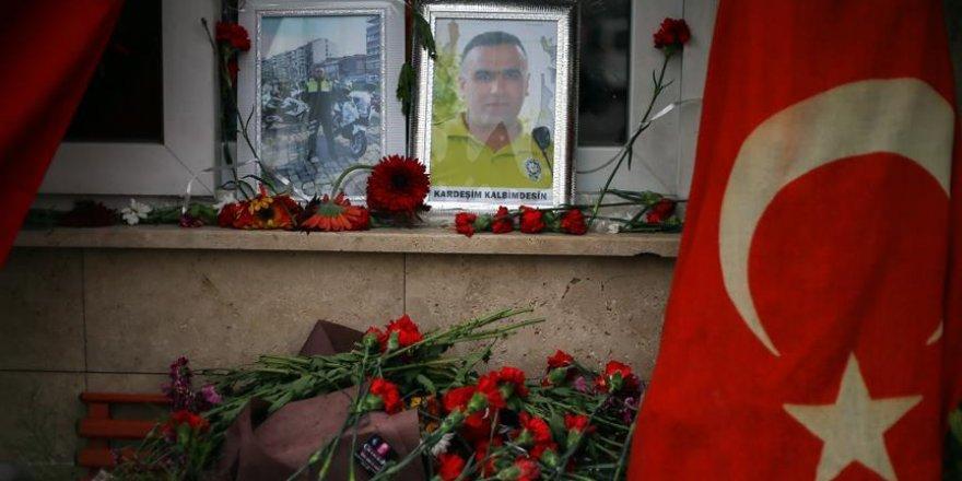 Hemşehrileri şehit polis Sekin'i unutmadı