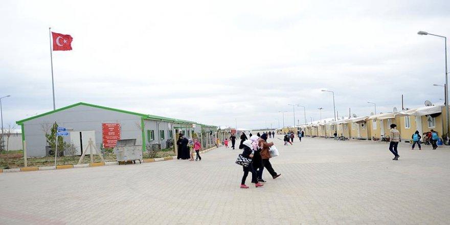 KDK yetkilileri sığınmacı kamplarına gidiyor