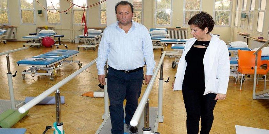 Şifalı su ve modern tıpla hastaları 'ayağa kaldırıyorlar'