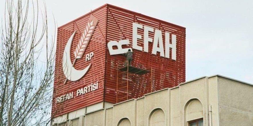 Tarihte bugün: Refah Partisi kapatıldı