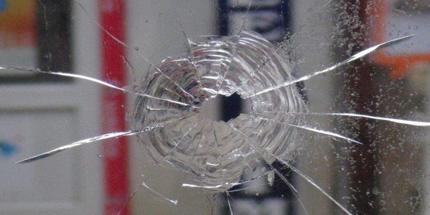 Doğanşehir'de işyerine silahlı saldırı